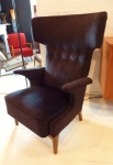 Danish large Wingback Chair -FINAL CLEARANCE SALE $2250