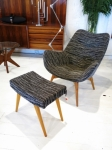 Original Grant Featherston TV chair