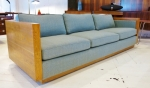 Cased sofa from New York circa 1970
