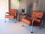 Warren McArthur Armchairs