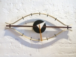 Authentic George Nelson Eye Wall Clock