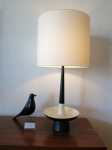 Ceramic lamp circa 1950