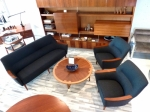 Paul Kafka 3 piece lounge suite