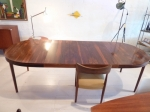 Brazilian Rosewood Dining Table