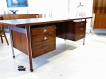 Beautifully restored Technocrat desk by Finn Juhl