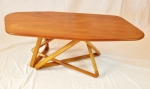 Original 1950's amorphic coffee table