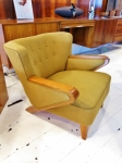 Large Danish Armchair  