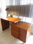 Bauhaus inspired desk USA 1950