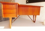 Beautiful Amorphic shaped desk