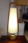 American 1950's original lamp