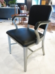 Original 1950's Goodform aluminium armchair USA