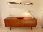 Danish sideboard by Hans Wegner, Teak, Fully restored Circa 1060's