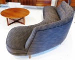 Dario Zoureff huge curved salon lounge