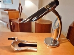 Rare Spanish design articulated desk lamp