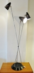 Gorgeous tri-leg floor lamp