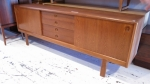 Danish sideboard by Bramin in oak & teak