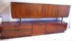 Minimalist design long sideboard 