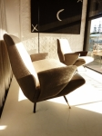 Italian 1950's 3 piece lounge suite