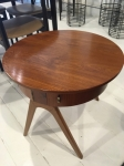 Small  Teak Danish occasional table