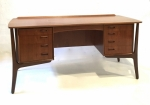 Quality Danish Teak desk