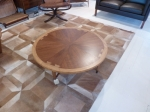 American Original 1960's coffee table in American Oak and Ash. Fully Restored