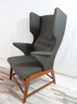 Danish Wingchair - Fully restored- 