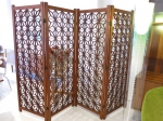 Stunning Mid-Century Modern screen